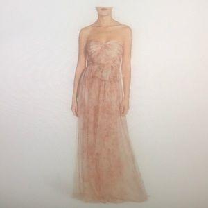 Jenny yoo Annabelle strapless dress
